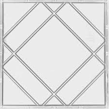 White Tin Ceiling Tiles Home Depot by Shanko Drop Ceiling Tiles Ceiling Tiles The Home Depot