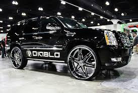 Cadillac Escalade Wheels Wheels and Tires 18 19 20 22 24 inch