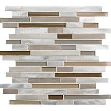 american olean mosaic tile american olean morello mm04 5 8 x linear glass and