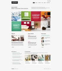 100 Interior Design Website Ideas Joomla Template 45288