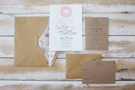 Little Peach Co Letterpress Brisbane Australia Wedding Invitations Printing Floral