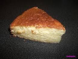 recette avec des oeufs dessert gateau nature moelleux avec seulement 2 oeufs par cookingsev