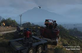 PSA: You Can Connect The AA Trailer To The Half-Track : Gtaonline