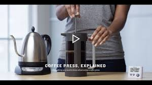 Lets Make Brewing With A Coffee Press Easy Starbucks