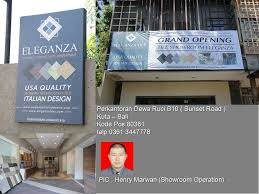 eleganza tile indonesia