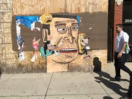 Big Ang Mural Chicago by Don U0027t Fret With New Street Pieces U0026 New Show In Chicago