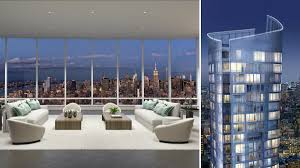 100 Penthouses For Sale In New York 40M Penthouse One Of The Most Expensive Properties In