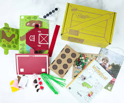 KiwiCo Koala Crate FARM Subscription Box Review & Coupon ... Deal Free Onemonth Kiwico Subscription Handson Science 2019 Koala Kiwi Doodle And Tinker Crate Reviews Odds Pens Coupon Code 50 Off First Month Last Day Gentlemans Box Review October 2018 Girl Teaching About Color Light To Kids With A Year Of Boxes Giveaway May 2016 Holiday Fairy Wings My Honest Co Of Monthly Exploring Ultra Violet Wild West February