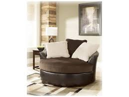 oversized swivel chair by comfort center of manistee