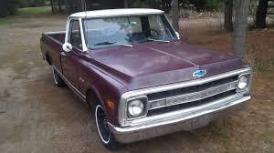 1969 Chevy C 10 Truck Chevrolet 69 3 Speed 307v8 Long Box - Used ...