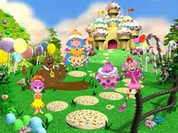 The Gaming Experience Candy Land Part 1