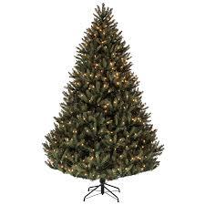 Holiday Living 75 Ft 2986 Count Pre Lit Douglas Fir Artificial Christmas Tree