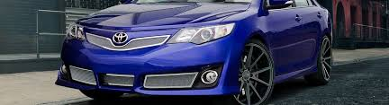 2013 toyota camry accessories parts at carid