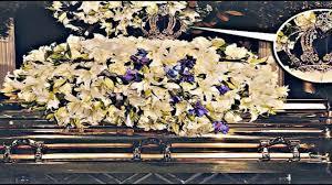 Michael Jackson burial The Gold Crown Funeral Beerdigung