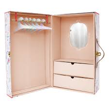 Wardrobe For Dolls Meri Meri Toys And Hobbies Children
