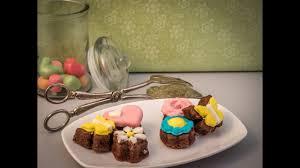 vollmilch schokoladen brownies