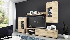 wohnzimmer tv an der wand caseconrad