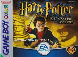 harry potter et la chambre des secrets pc harry potter and the chamber of secrets 2002 boy color box