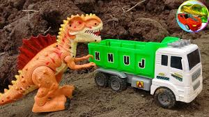 100 Funny Truck Pics Cars And Funny Dinosaurs Toys For Kids B1181B Cars And Dinos