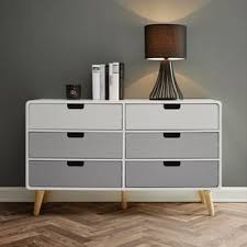 sideboard in weiß und grau bestellen sideboard