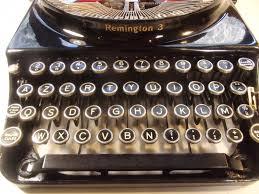 la machine à écrire vintage oui mais moderne ou l inverse
