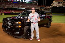 100 Convertible Chevy Truck Chevrolet Presents Silverado Midnight Edition To AllStar Game MVP