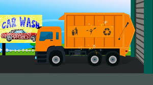 100 Garbage Truck Youtube Car Wash YouTube