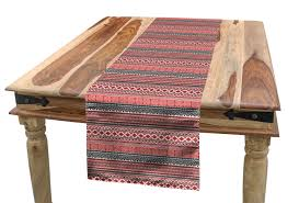 Amazon.com: Lunarable Aztec Table Runner, Mexican Motifs ... Mexican Pine Ding Table And Chairs Kimteriors Property Rentals On The Beach Luna Encantada C2 Tableware Wikipedia China Outdoor Fniture Nice Hall Loft Style Restaurant Stock Photo Edit 6 Chairs In De21 Derby For Kitchen Design Ideas Trum House Interior Before You Buy A Chair Room Set Indoor Indonesia Project Catering Singapore Cheat Your Way Through Party