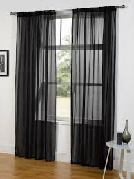 Crushed Voile Curtains Uk by Ready Made Voile Panel Single Net Curtain Slot Top Fitting Range