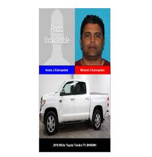 100 Trucks Unlimited San Antonio 2yearold Abducted From Was Found Unharmed Suspect