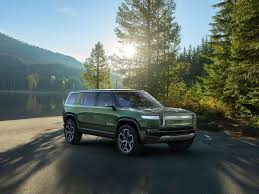 100 Truck Suv Rivians Electric And SUV Are Built To Tackle The Great Outdoors