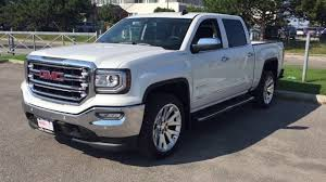 2017 GMC Sierra 1500 4WD Crew Cab SLT 22 Inch Rims White Oshawa ON ... Get Beastly With This Gmc Sierra Riding On Fuel Wheels Wheelhero Truck Wheels Amazoncom 20x9 Fit Gm Trucks Style Rims Black W Lewisville Autoplex Custom Lifted View Completed Builds New 2018 1500 Crew Cab Sle Elevation Editionremote Start Gallery Dub 26in Versante 228 Exclusively From Butler Gmc With 20in Krank Exclusively From Tires Sunny Orange American Force Caridcom Chrome Wheel Replica Cv98 22x9 Sierra Haleb Giovanna Luxury 2015 Used Slt 4x4 22 Premium
