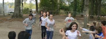 didier au mont d or 600 élèves ont couru pour la bonne