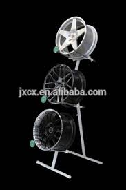 Alloy Wheels Display Stand