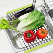 Stainless Steel Sink Grids Canada by 100 Kitchen Sink Drain Rack Above The Sink Dish Drying Rack