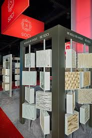 The Custom Trade Show Exhibit 3D Exhibits Designed And Fabricated For Soci At International Builders