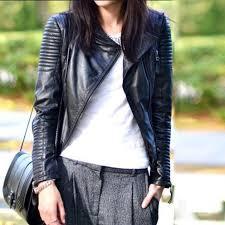 online get cheap women leather biker aliexpress com alibaba group
