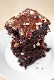 nutella brownies mit haselnüssen kaffee cupcakes
