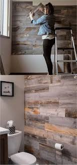 Shiplap Wall And Pallet 30 Beautiful DIY Wood Ideas