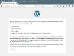 Install Wordpress Lamp Ubuntu 1404 by How To Install Wordpress 4 9 On Ubuntu 16 10 16 04 Using Lamp Stack