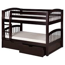 Storkcraft Bunk Bed by Coaster Wrangle Hill Full Over Full Bunk Bed With Trundle In Gray