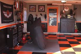 Harley Davidson Garage Home Design Ideas Pictures 3 Bathroom Decoration