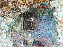 the mosaic tile house atlas obscura