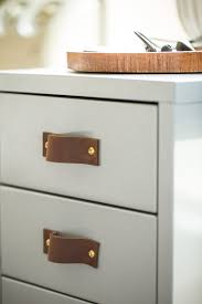 Richelieu Cabinet Door Pulls tab pull cabinet hardware with finger drawer pulls the home depot