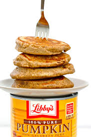 Easy Healthy Pumpkin Pancake Recipe by Healthy And Fluffiest Protein Packed Pumpkin Pancakes Hands