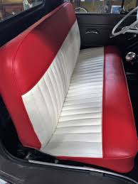 Mikes Canvas: Products -> Auto Upholstery Bench Chevy Truck Seat Soappculture Com Fantastic Photos Upholstery Outdoor Fniture Buffalo Hide Car Summer Leather Cushion Reupholstering The Youtube How To Recover Refinish Repair A Ford Mustang Amazoncom A25 Toyota Pickup Front Solid Charcoal 1956 Reupholstered Part 1 Kit Replacement For And Seats Carpet Headliners Door Panels To Clean Suede It Still Runs Your Ultimate Older Auto Interior Customizing Shops Best Accsories Home 2017 01966 Chevroletgmc Standard Cab U104