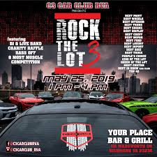 100 Game Truck Richmond Va ROCK THE LOT III 25 MAY 2019