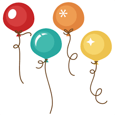Birthday Balloons SVG cut files for scrapbooking birthday svg files free svgs svg cut files