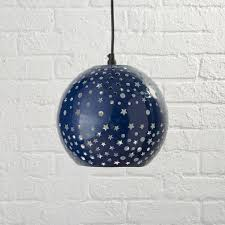 Knock Three Times On The Ceiling by Star And Dot Pendant The Land Of Nod