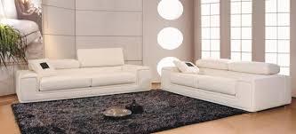 canapé de luxe design ensemble 3 pièces canapé 3 places 2 places fauteuil en cuir